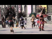 Mexico City Indian Dance